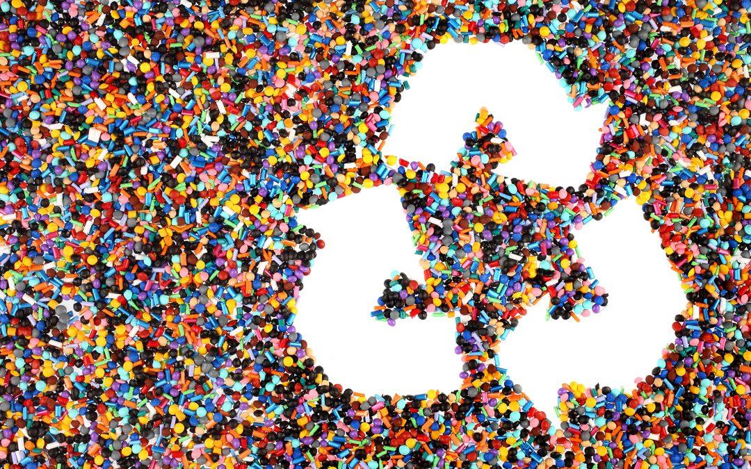 Abfall wird zu neuen Rohstoffen